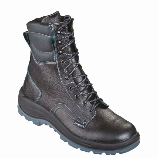 Д122 Ботинки ОМОН кожаные