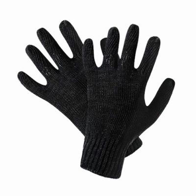 В215 Перчатки трикотажные утепленные