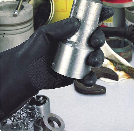 В254 Перчатки НЕОТОП 29-500 универсальные химически стойкие